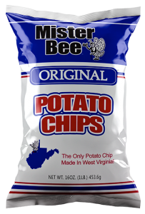 Mister Bee original potato chips