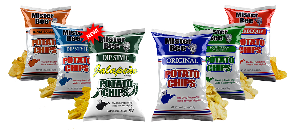 market product grid for potato chips With all the known health issues associated with junk food, why not offer this healthier organic version everywhere granted, organic potato chips are by no means a.