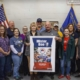 American Legion celebrates veterans chip bags